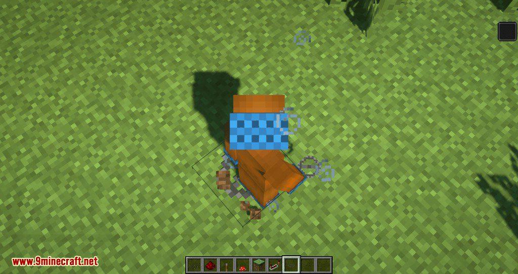 MineTraps mod for minecraft 13
