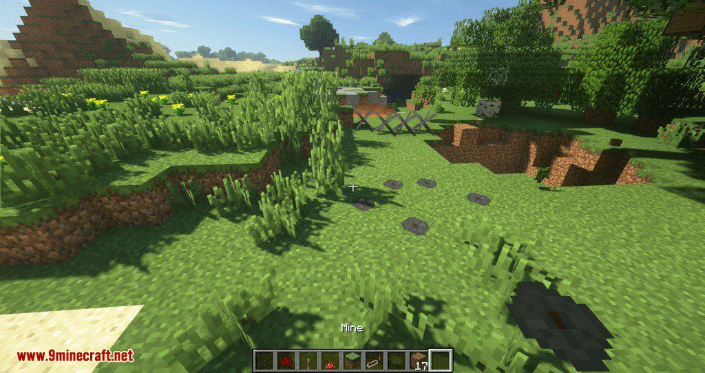 MineTraps mod for minecraft 14