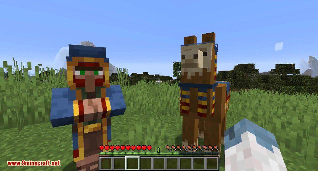 Minecraft 1.14 Snapshot 19w05a Screenshots 1