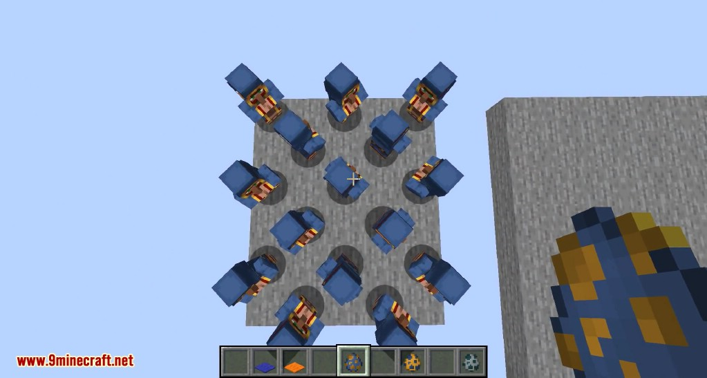Minecraft 1.14 Snapshot 19w05a Screenshots 3