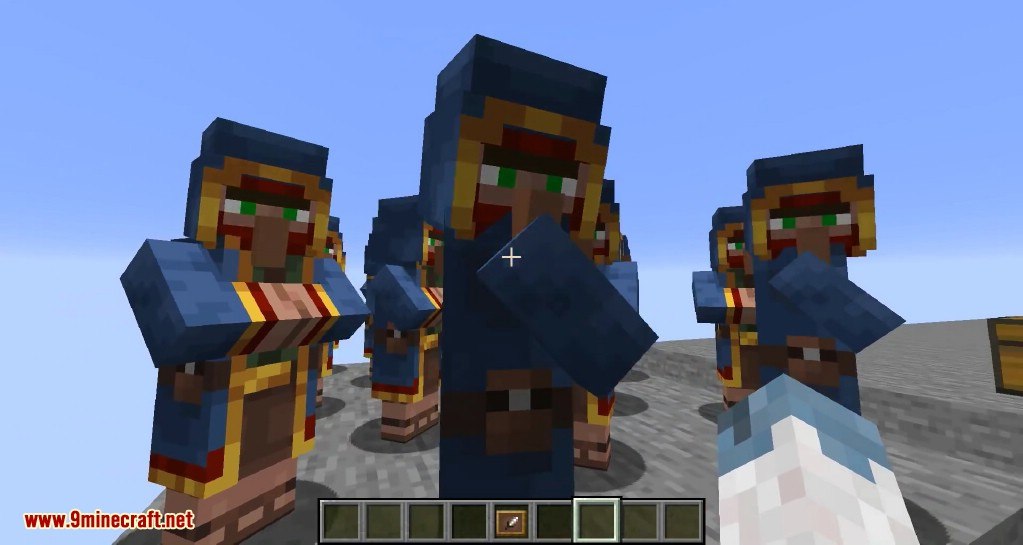 Minecraft 1.14 Snapshot 19w05a Screenshots 6