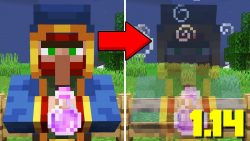 Minecraft 1.14 Snapshot 19w06a