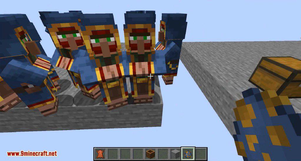 Minecraft 1.14 Snapshot 19w06a Screenshots 1