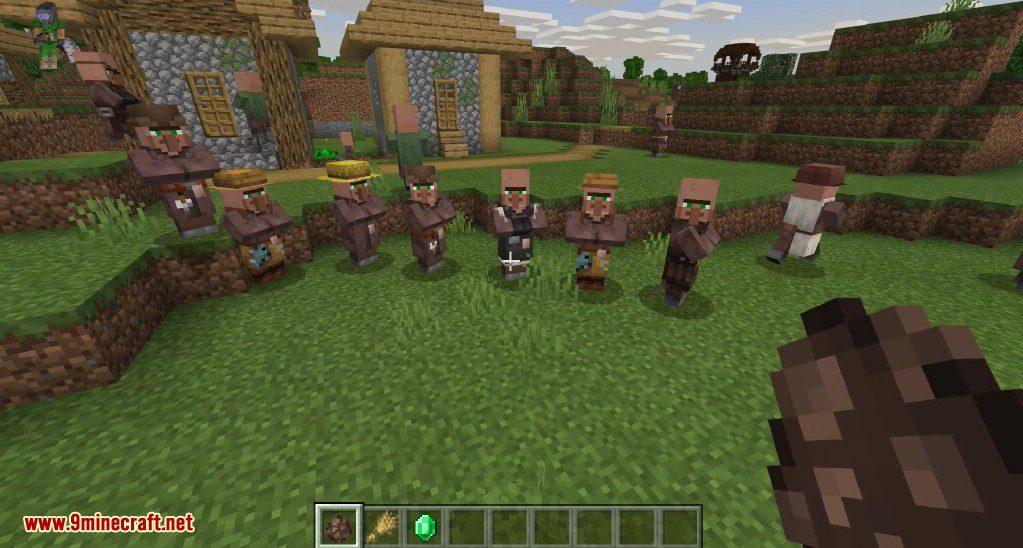 Minecraft 1.14 Snapshot 19w06a Screenshots 9