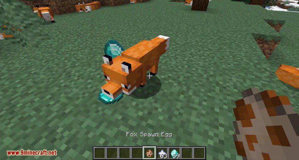 Minecraft 1.14 Snapshot 19w07a Screenshots 8