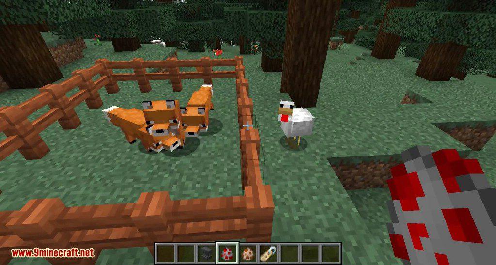 Minecraft 1.14 Snapshot 19w07a Screenshots 9