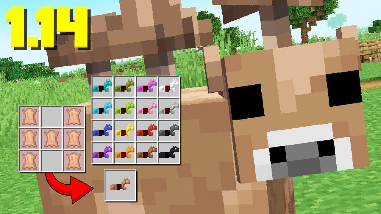 Minecraft 1.14 Snapshot 19w08a