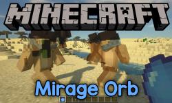 Mirage Orb mod for minecraft logo