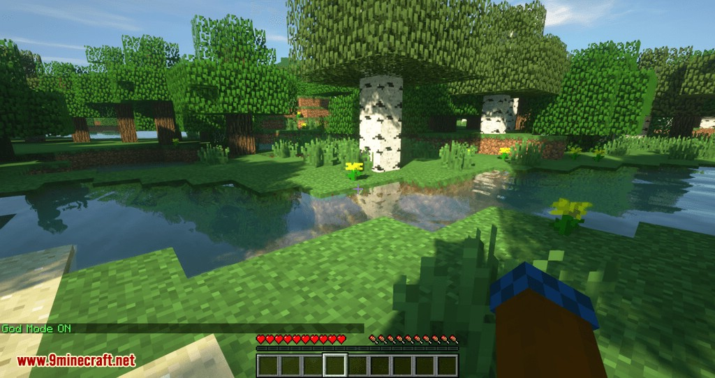 Mycommands mod for minecraft 06