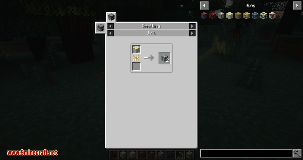 Netherending Ores mod for minecraft 04