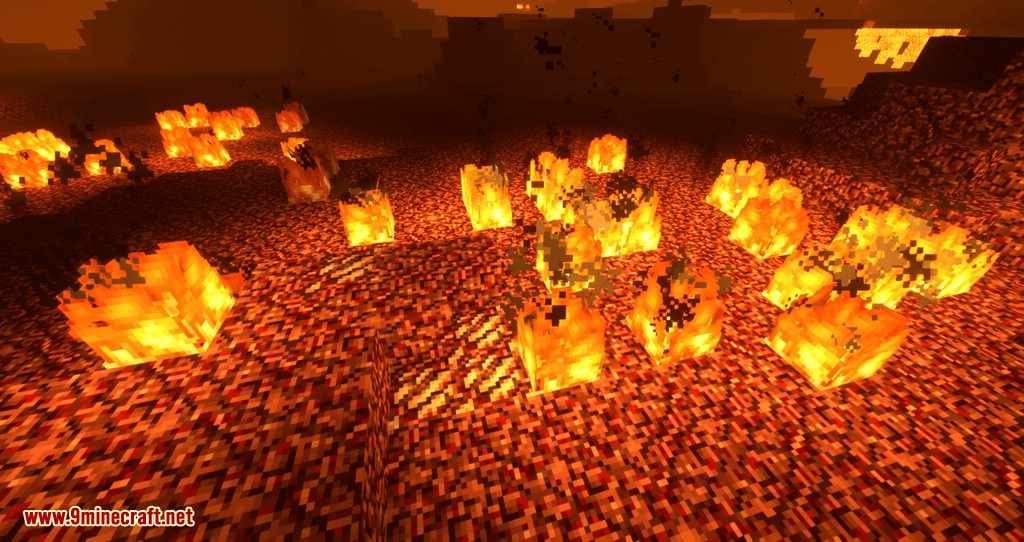 Netherending Ores mod for minecraft 06