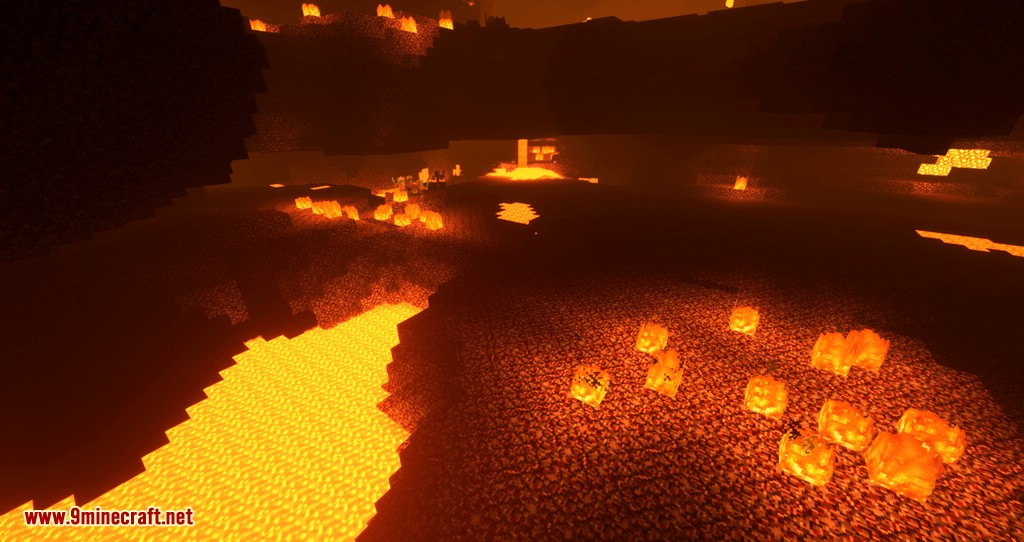 Netherending Ores mod for minecraft 10