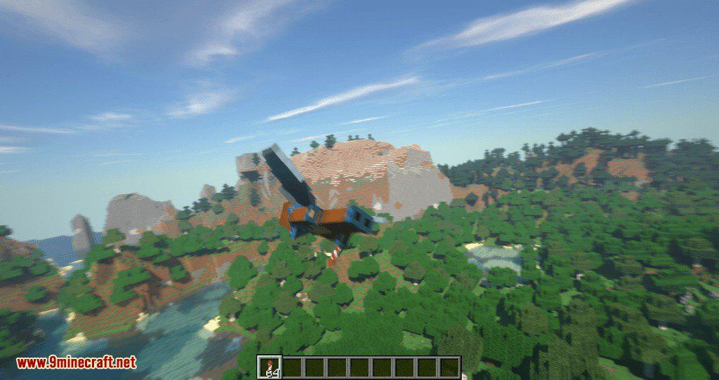 Nimble mod for minecraft 09
