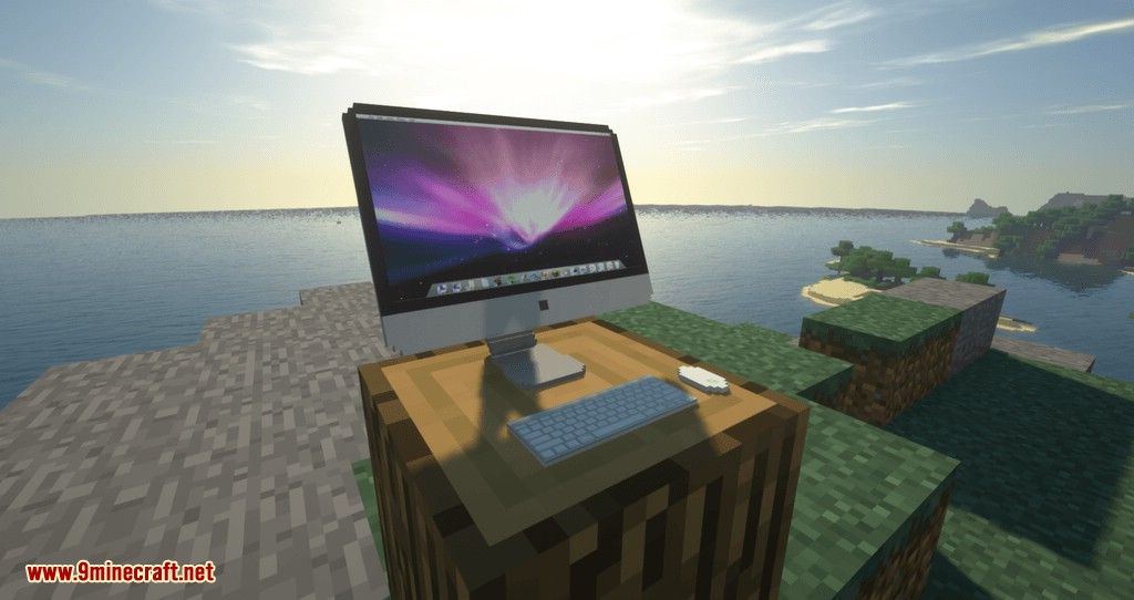Pointless Tech mod for minecraft 01