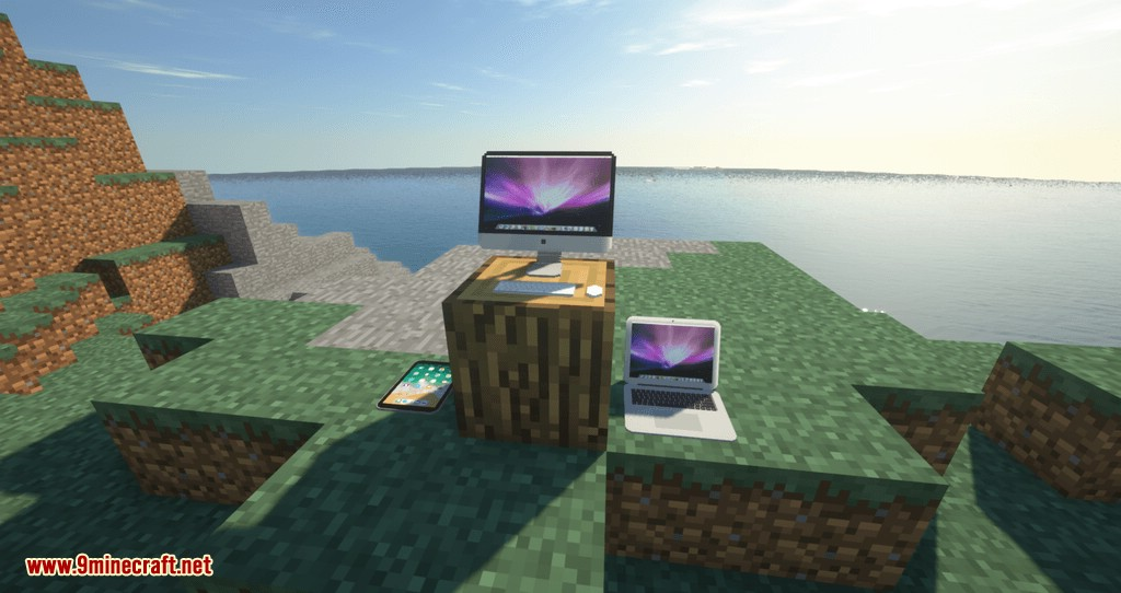 Pointless Tech mod for minecraft 02