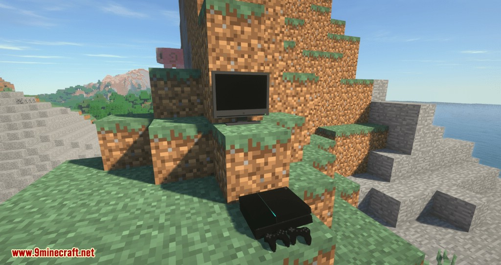 Pointless Tech mod for minecraft 03