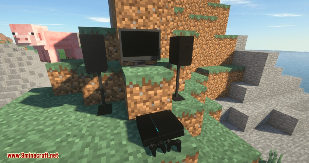 Pointless Tech mod for minecraft 04