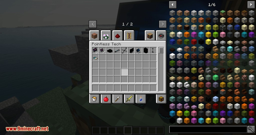 Pointless Tech mod for minecraft 06