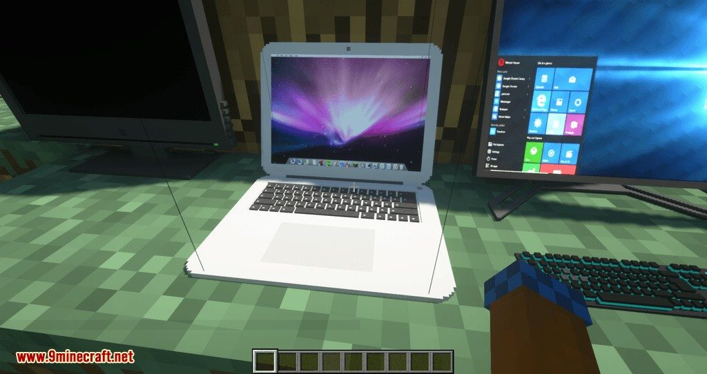 Pointless Tech mod for minecraft 10