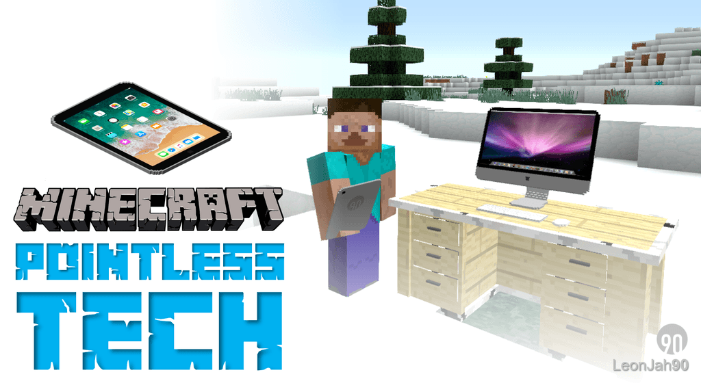 Pointless Tech mod for minecraft 21