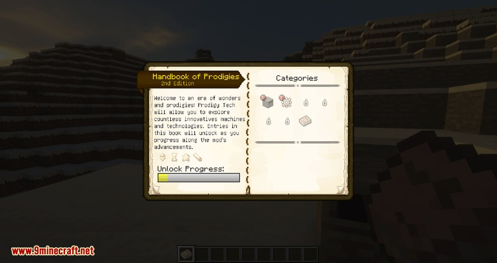 Prodigy Tech mod for minecraft 02
