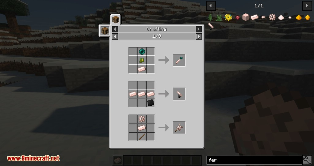 Prodigy Tech mod for minecraft 04