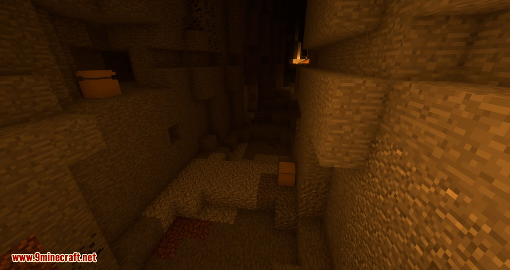 Pyramid Plunder mod for minecraft 03