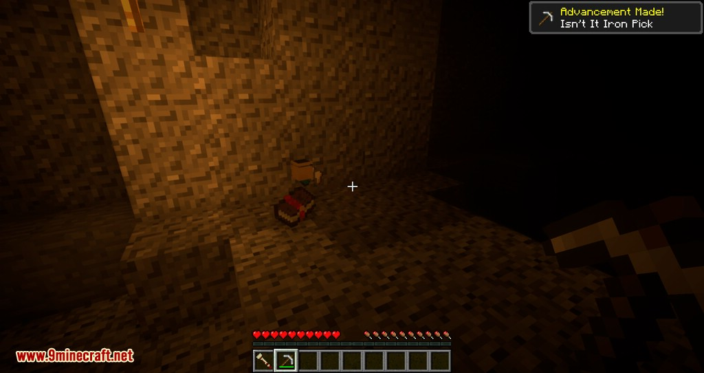 Pyramid Plunder mod for minecraft 06