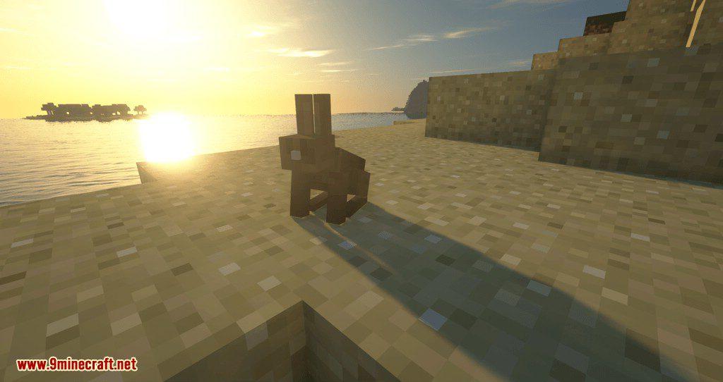 Rabbits Breed Like Rabbits mod for minecraft 02