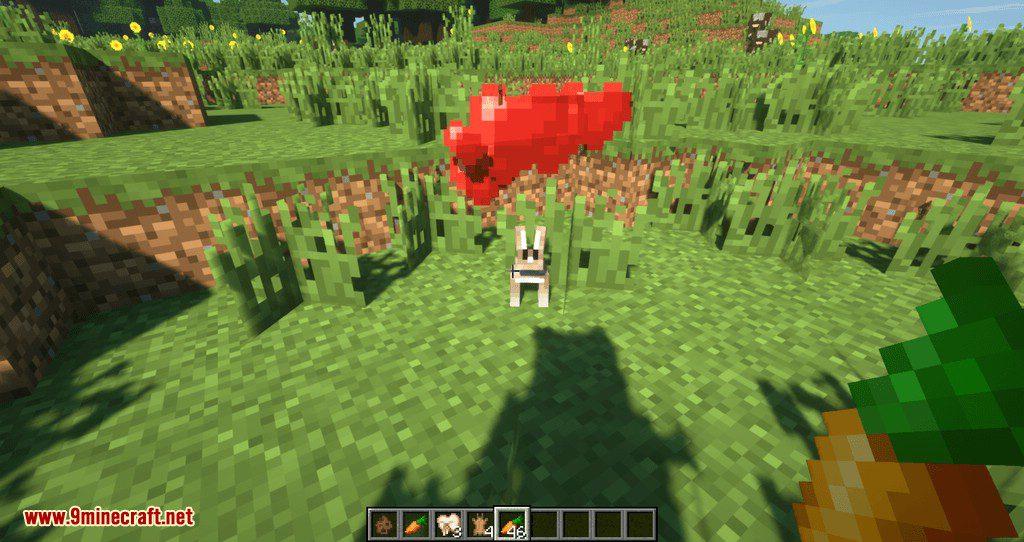 Rabbits Breed Like Rabbits mod for minecraft 04