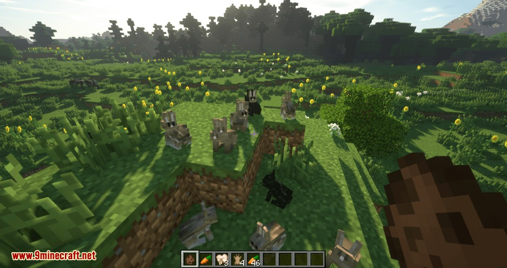 Rabbits Breed Like Rabbits mod for minecraft 07