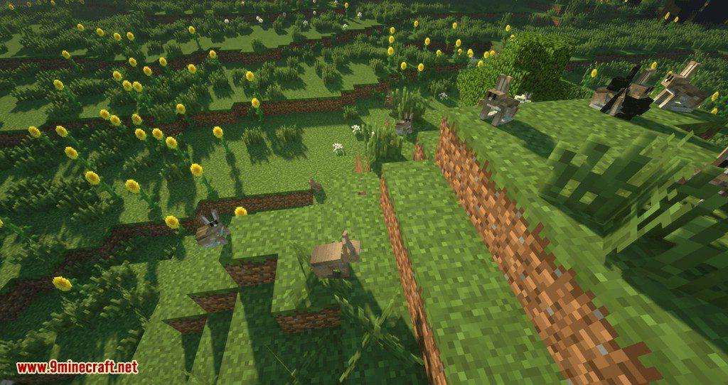 Rabbits Breed Like Rabbits mod for minecraft 08