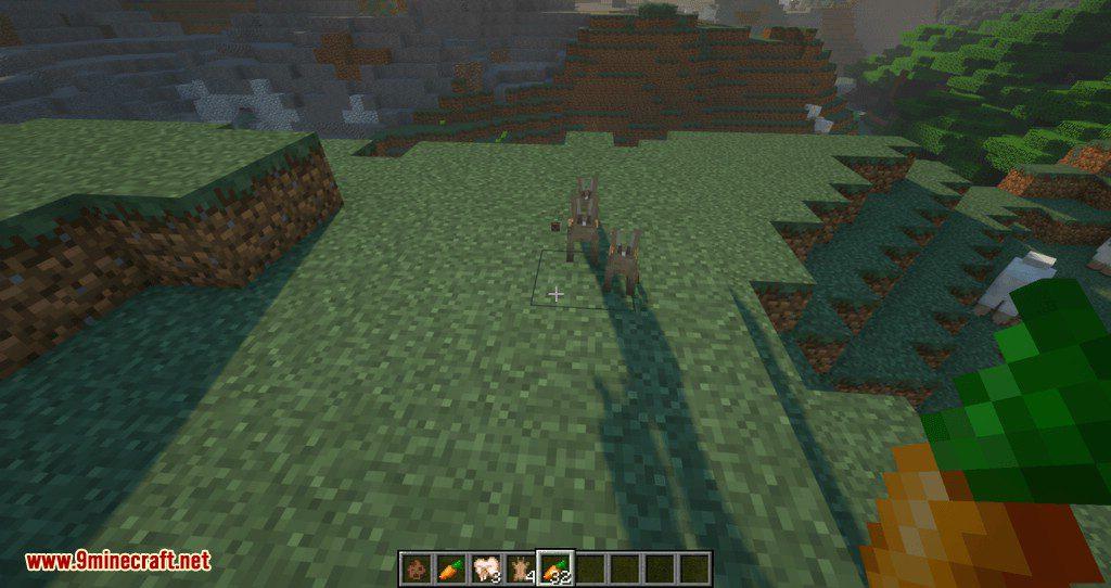 Rabbits Breed Like Rabbits mod for minecraft 09