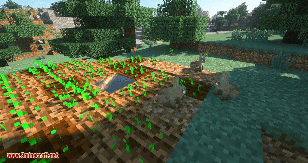 Rabbits Breed Like Rabbits mod for minecraft 11
