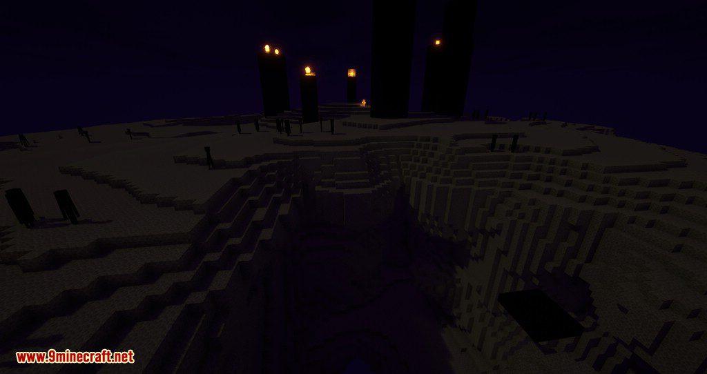 RandomPortals mod for minecraft 09