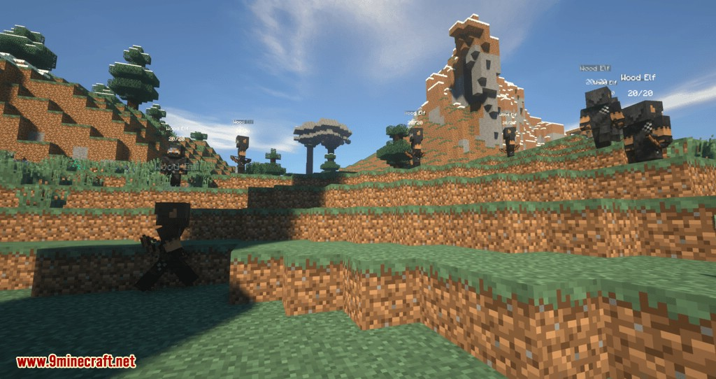 Realm of Vytra mod for minecraft 03