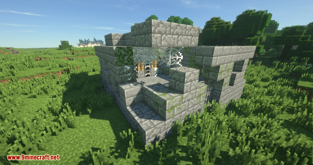 Realm of Vytra mod for minecraft 04