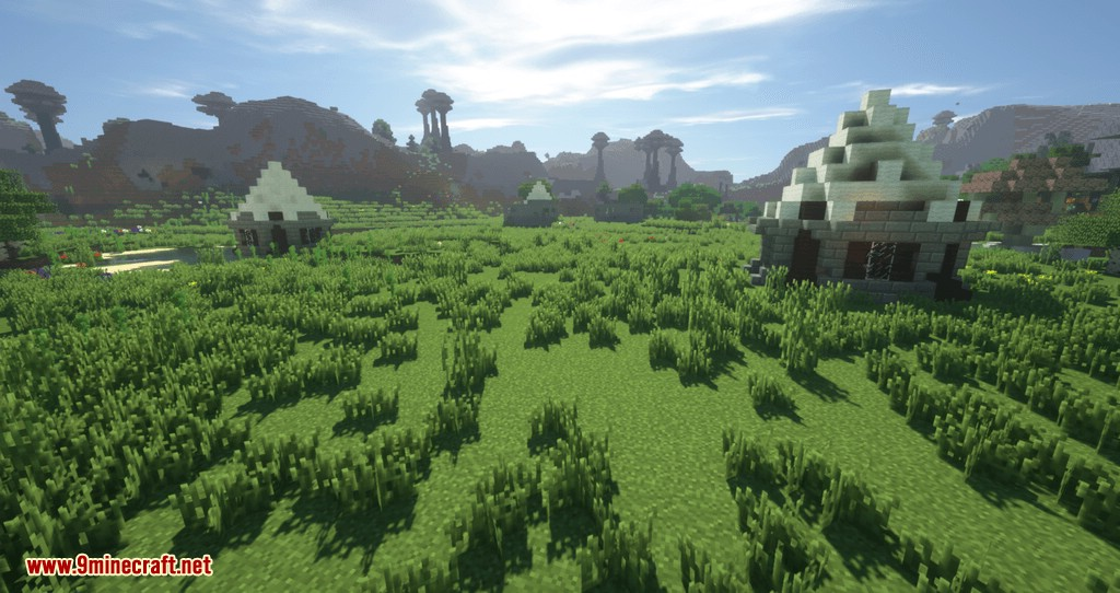 Realm of Vytra mod for minecraft 06