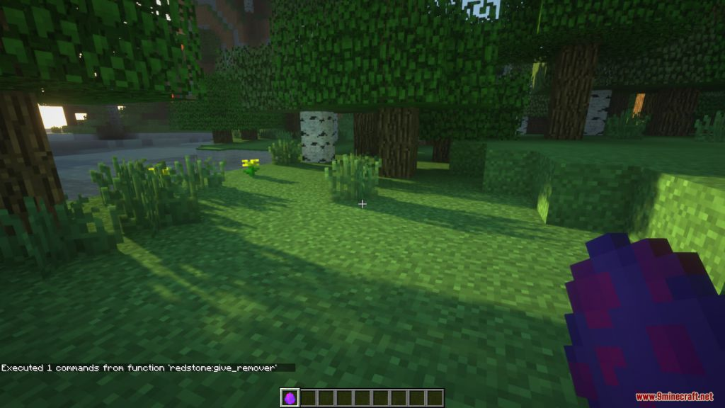 Redstone Remover Data Pack Screenshots (1)
