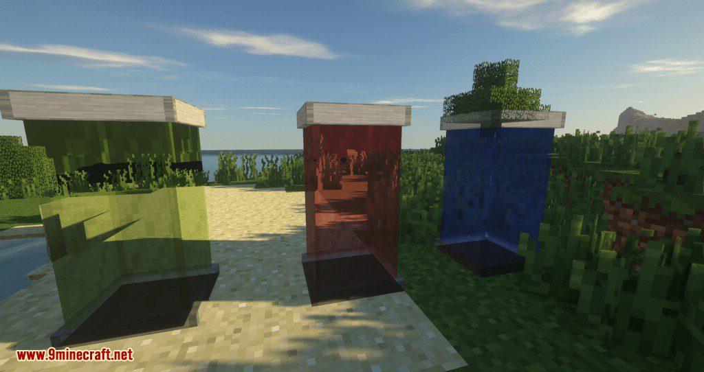 Sleeping Tubes mod for minecraft 04