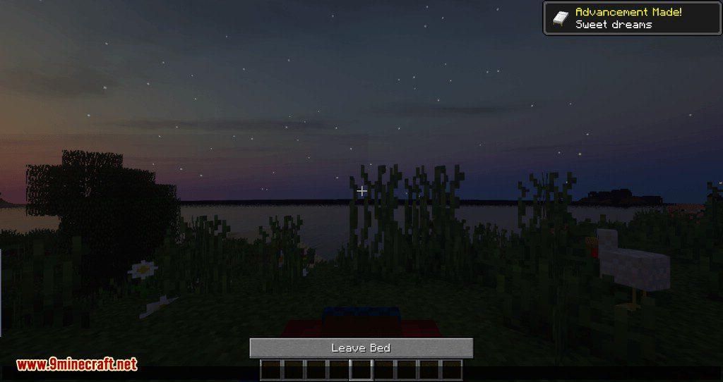 Sleeping Tubes mod for minecraft 09