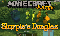 Slurpie_s Dongles mod for minecraft logo