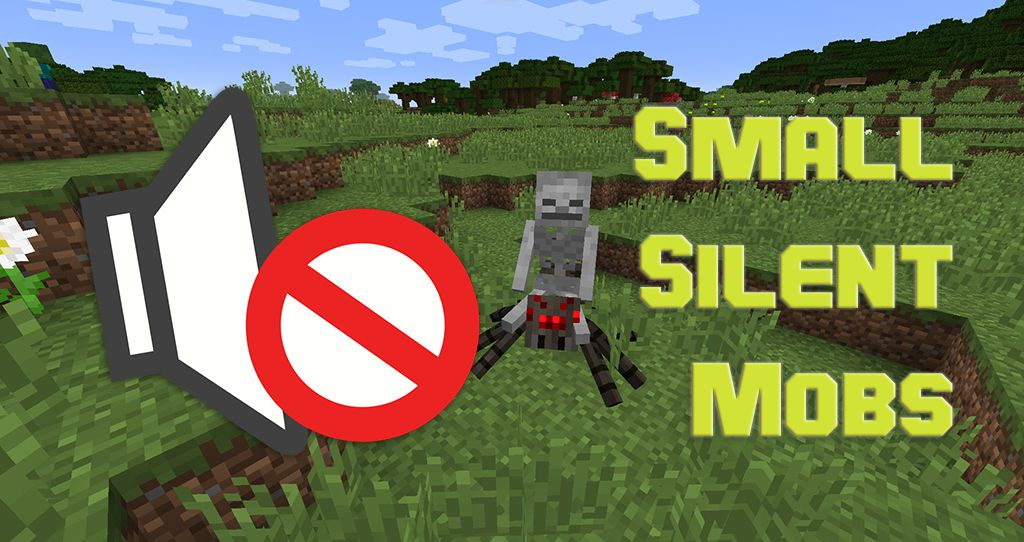 Small & Silent Mobs Data Pack Thumbnail