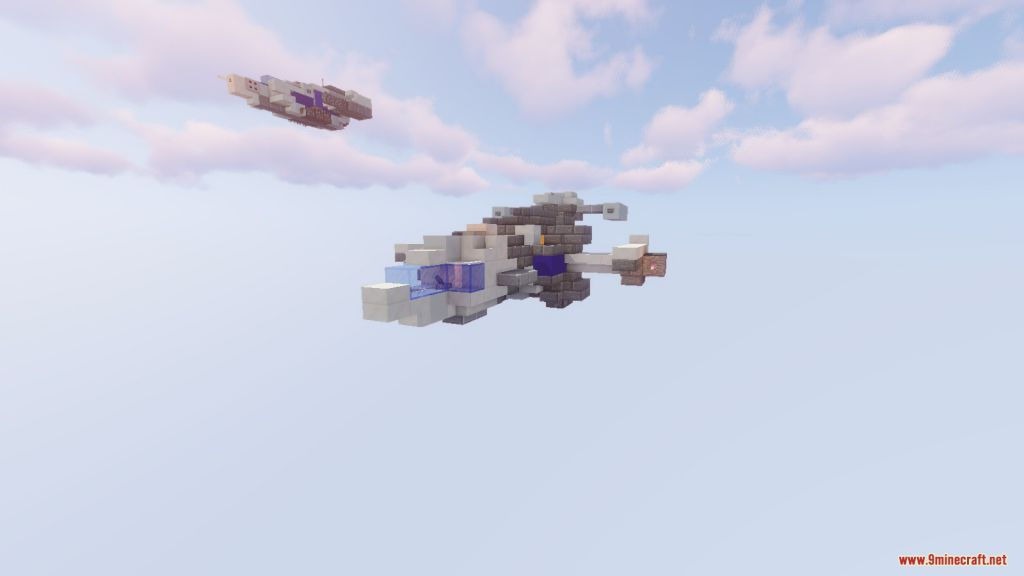 Spaceship Blu 01 Map Screenshots (2)