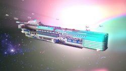 Spaceship Blu 01 Map Thumbnail