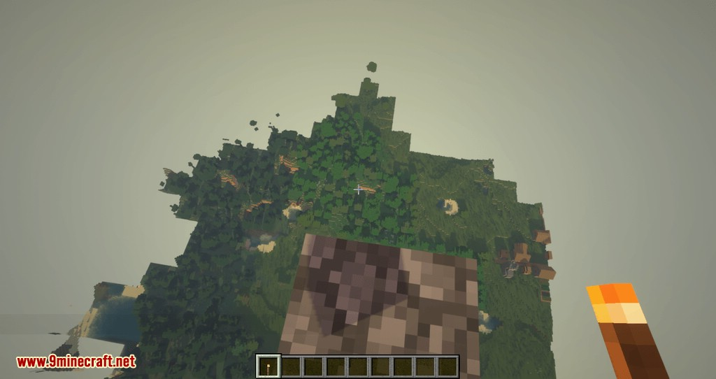 Stoneblock dimensions mod for minecraft 11