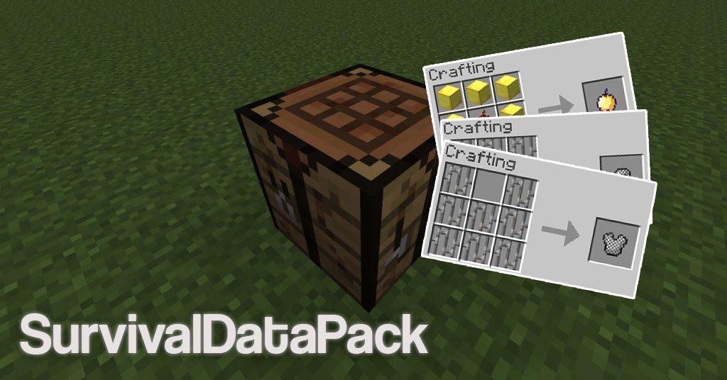 SurvivalDataPack Thumbnail