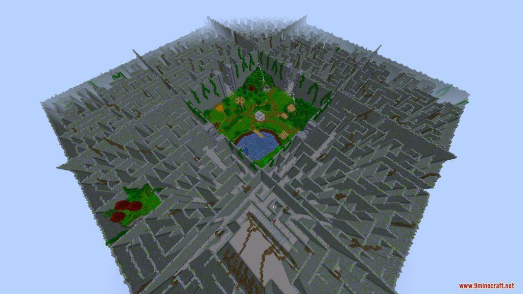 The Maze Runner Trials Map Screenshots (10)