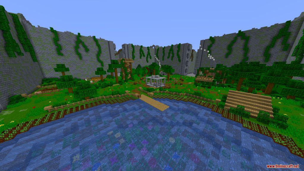 The Maze Runner Trials Map Screenshots (3)