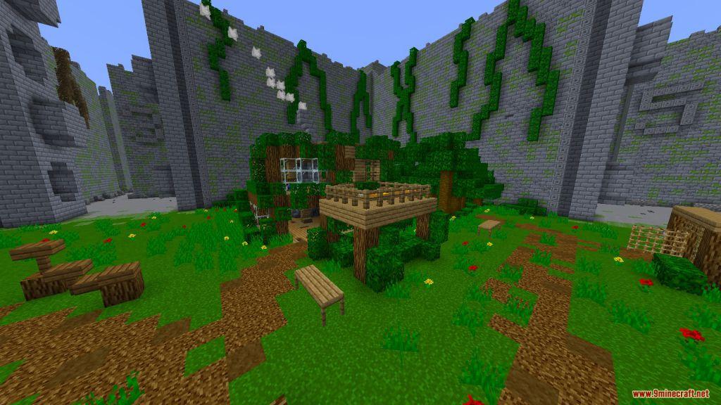 The Maze Runner Trials Map Screenshots (4)